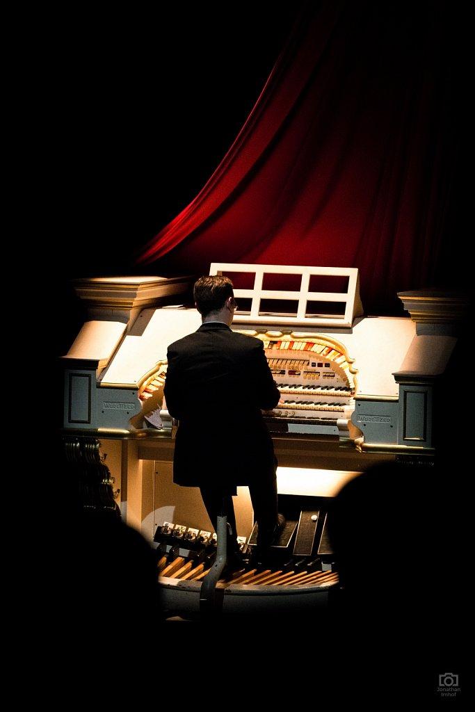Festival d'orgue de cinéma 2015